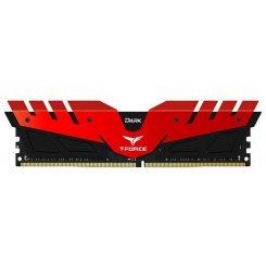Фото ОЗУ Team DDR4 8GB 2400Mhz T-Force (TDRED48G2400HC1401) Dark Red