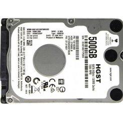 Фото Жесткий диск Hitachi Travelstar Z7K500 500GB 32MB 7200RPM 2.5