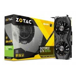 Фото Видеокарта Zotac Geforce GTX 1070 Ti AMP Edition 8192MB (ZT-P10710C-10P)