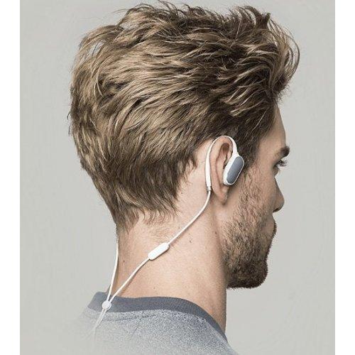 Фото Bluetooth-гарнитура Xiaomi Mi Sport Bluetooth Ear-Hook Headphones White