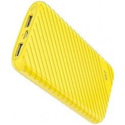 Фото Универсальный аккумулятор Golf G20 16000 mAh Yellow
