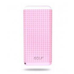 Фото Универсальный аккумулятор Golf D200 20000 mAh Pink