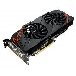 Фото Видеокарта Gigabyte GeForce GTX 1070 WindForce OC 8192MB (GV-N1070WF2OC-8GD 2.0)