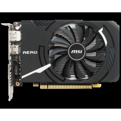 Фото Видеокарта MSI GeForce GTX 1050 AERO ITX OC 2048MB (GTX 1050 AERO ITX 2G OCV1)