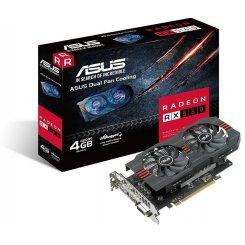 Фото Видеокарта Asus Radeon RX 560 OC 4096MB (RX560-O4G-EVO)