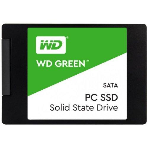 Фото SSD-диск Western Digital Green TLC 240GB 2.5