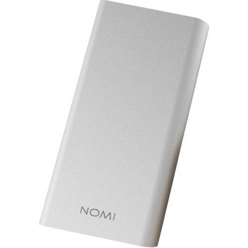 Фото Внешний аккумулятор Nomi E100 10000mAh (260725) Silver
