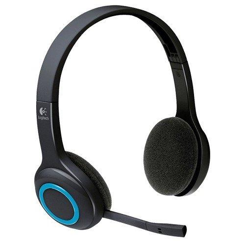 Купить Наушники, Logitech H600 Headset Bluetooth (L981-000342) Black