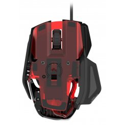 Фото Мышка MadCatz R.A.T.4 Gaming Mouse (MCB4373100A3) Black