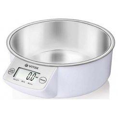 Фото Кухонные весы Vitek VT-2401 Silver