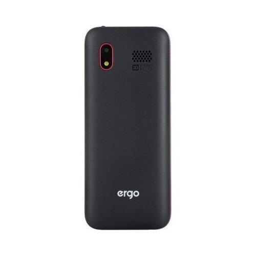 Фото Мобильный телефон ERGO F243 Swift Dual Sim Black