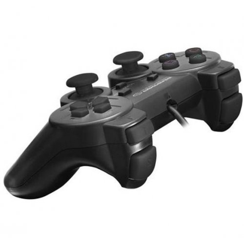 Фото Ігрові маніпулятори Esperanza Trooper (EGG-107K) Black