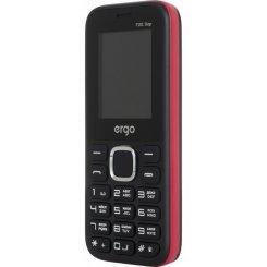 Фото Мобильный телефон ERGO F181 Step Dual Sim Black