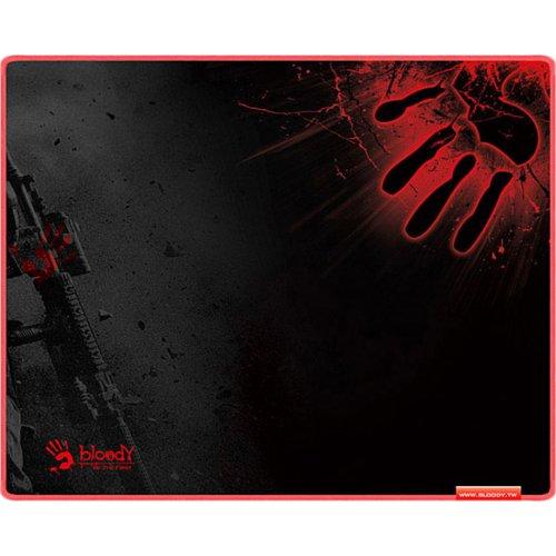 Фото Коврик для мышки A4Tech Bloody B-080S Black/Red