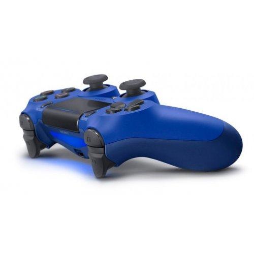 Фото Игровой манипулятор Sony PlayStation Dualshock v2 Wave Blue