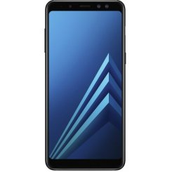 Фото Смартфон Samsung Galaxy A8+ A730F Black