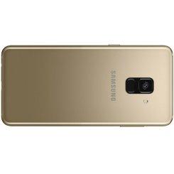 Фото Смартфон Samsung Galaxy A8+ A730F Gold