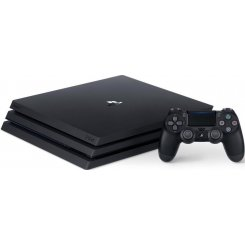 Фото Sony PlayStation 4 Pro (PS4 Pro) 1Tb Black