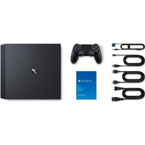Фото Sony PlayStation 4 Pro (PS4 Pro) 1Tb Black