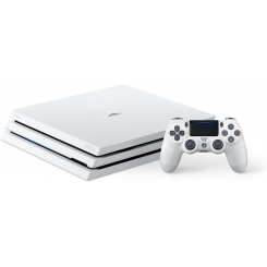 Фото Sony PlayStation 4 Pro (PS4 Pro) 1TB White