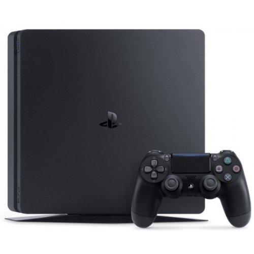 Фото Sony PlayStation 4 Slim (PS4 Slim) 1TB + 2 DS4 + FIFA18 Black
