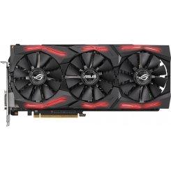 Фото Видеокарта Asus ROG Radeon RX VEGA 56 STRIX OC 8192MB (ROG-STRIX-RXVEGA56-O8G-GAMING)