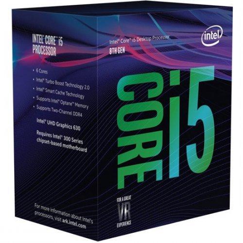 Фото Процессор Intel Core i5-8500 3GHz 9MB s1151 Box (BX80684I58500)