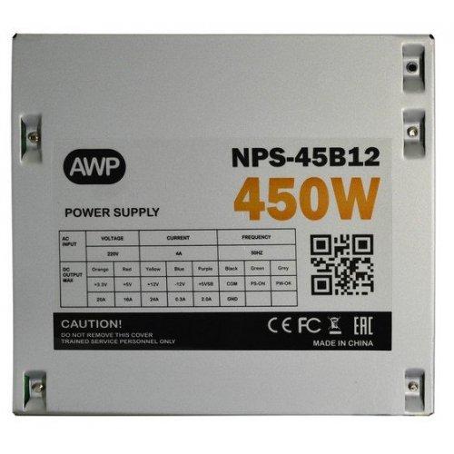 Фото Блок питания AWP NPS-Series 450W (NPS-45B12)