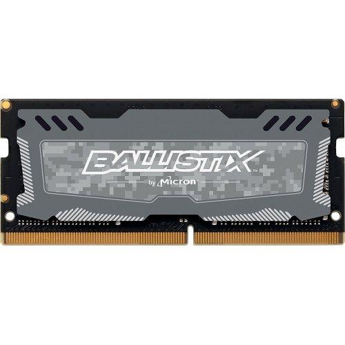 Фото ОЗУ Crucial SODIMM DDR4 8GB 2400Mhz Ballistix Sport (BLS8G4S240FSD)