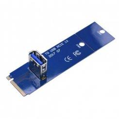 Фото Адаптер Dynamode M.2 to USB 3.0 (PCI-E Protocol)