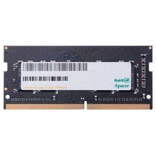 Купить Модули памяти, Apacer SODIMM DDR4 4GB 2400Mhz (ES.04G2T.KFH)