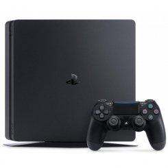 Фото Sony Playstation 4 Slim 500GB (PS4 Slim) + Gran Turismo Sport Black