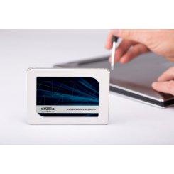 Фото SSD-диск Crucial MX500 TLC 250GB 2.5