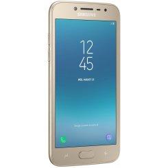 Фото Смартфон Samsung Galaxy J2 J250F Gold
