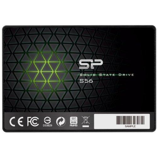Фото SSD-диск Silicon Power Slim S56 TLC 120GB 2.5