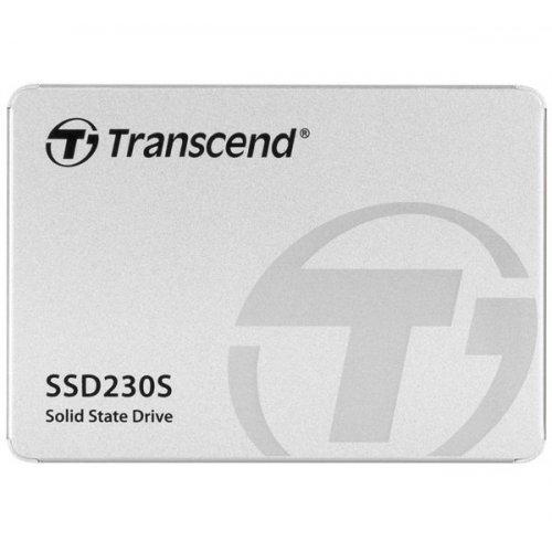 "Фото SSD-диск Transcend SSD230S Premium TLC 512GB 2.5"" (TS512GSSD230S)"