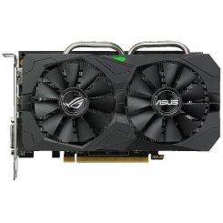 Фото Видеокарта Asus ROG Radeon RX 560 STRIX 4096MB (ROG-STRIX-RX560-4G-EVO-GAMING)