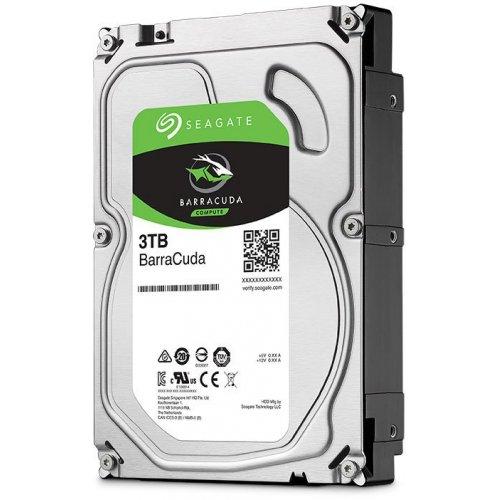 Фото Жесткий диск Seagate BarraCuda 3TB 256MB 5400RPM 3.5'' (ST3000DM007)