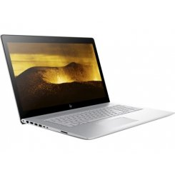 Фото Ноутбук HP ENVY 17-ae108ur (2ZH42EA) Silver