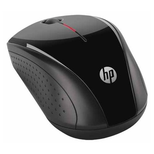 Фото Мышка HP X3000 Wireless Mouse (H2C22AA) Black
