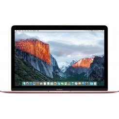 Фото Ноутбук Apple MacBook 16 Retina (MNYM2UA/A) Rose Grey