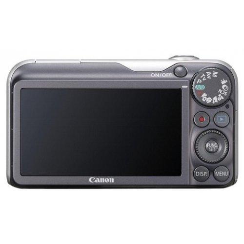 Фото Цифровые фотоаппараты Canon PowerShot SX220 HS Grey