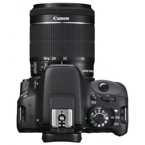 Фото Цифровые фотоаппараты Canon EOS 100D 18-55 IS Kit