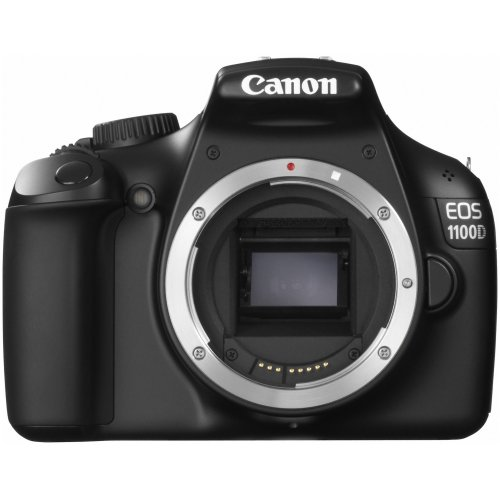 Фото Цифровые фотоаппараты Canon EOS 1100D Body
