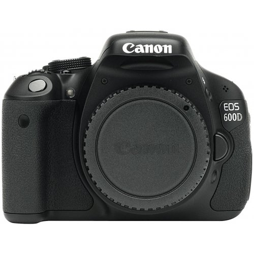 Фото Цифровые фотоаппараты Canon EOS 600D Body