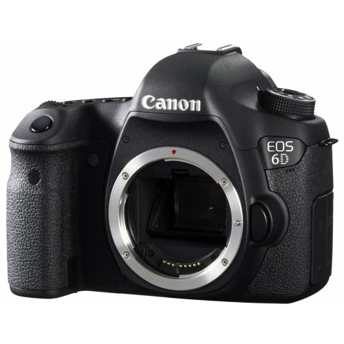 Фото Цифровые фотоаппараты Canon EOS 6D Body