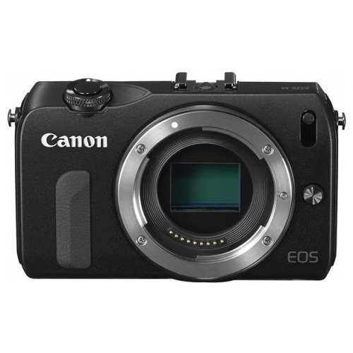 Фото Цифровые фотоаппараты Canon EOS M Body Black