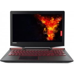 Фото Ноутбук Lenovo Legion Y720-15IKB (80VR00KFRA) Black