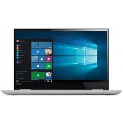 Фото Ноутбук Lenovo Yoga 720-15IKB (80X700BHRA) Platinum