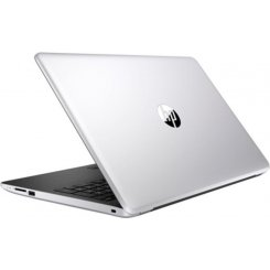 Фото Ноутбук HP Notebook 15-cc532ur (2CT31EA) Silver